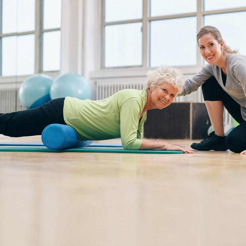 Foam Roller | Excercise Stretches | Osteopath Melbourne