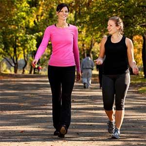 Blackburn Osteopath - walking